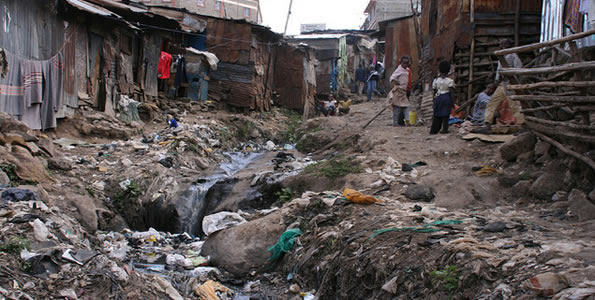 Make a donation to help kids in the Nairobi Slums